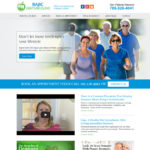 Bajic Denture Clinic-web design