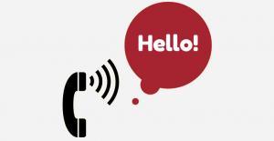 Hello, call us