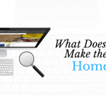 What Does it Take to Make the Perfect Homepage?