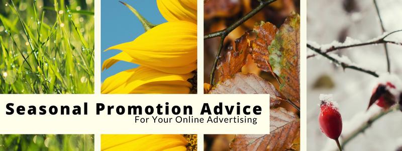 seasonal promotion advertising