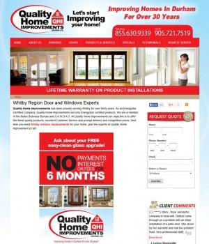 Quality Home-web design