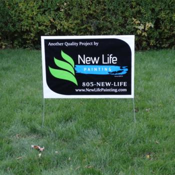 best lawn sign